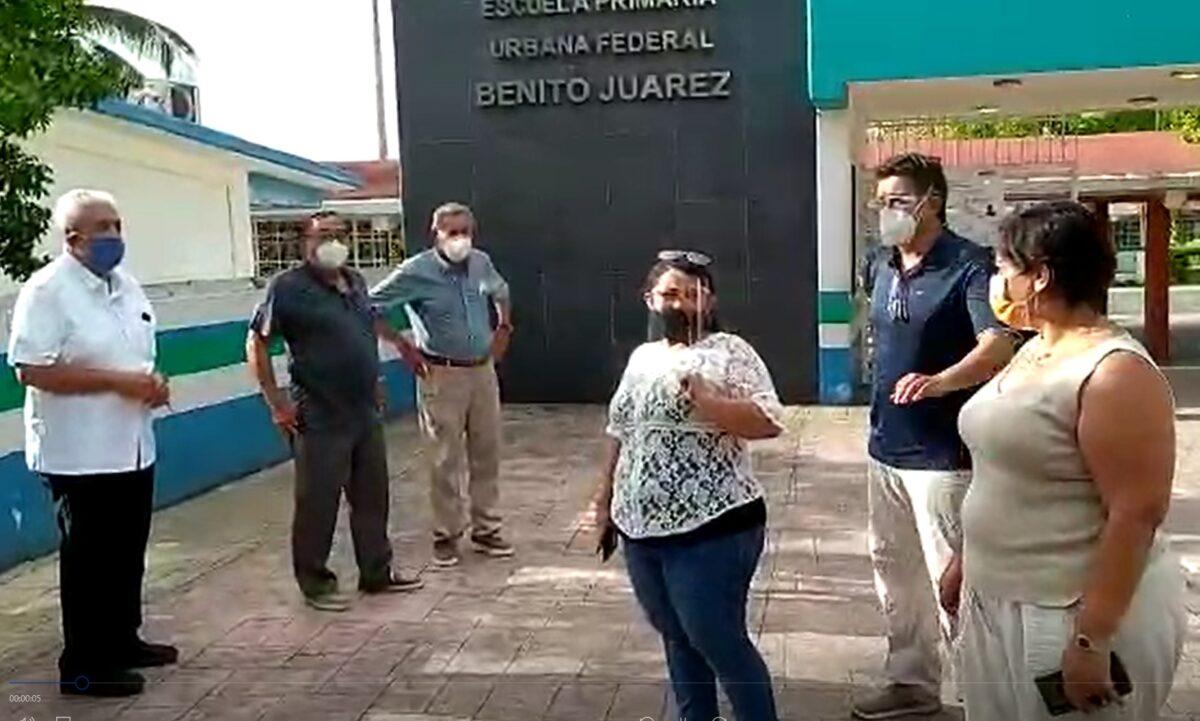 En Cozumel aún no abren casillas por falta de funcionarios.