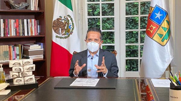 Requerimos mayor responsabilidad en acatar las 10 medidas para reducir contagios por covid-19: Carlos Joaquín