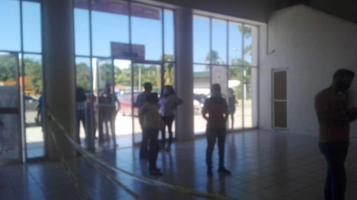 Casilla especial en Chetumal con gran número de votantes