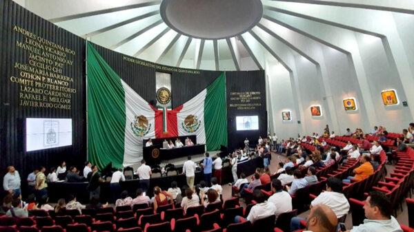 Proponen diputados de Quintana Roo reelegirse hasta por 12 años