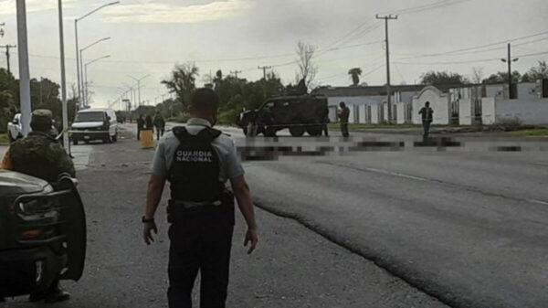 Reportan nuevo cuerpos tirados en carretera de Tamaulipas