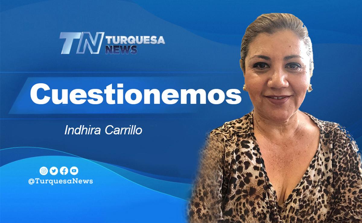 Columna Cuestionemos Indhira Carrillo