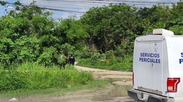 Descubren un cuerpo dentro de bolsas negras, el macabro hallazgo en Cancún