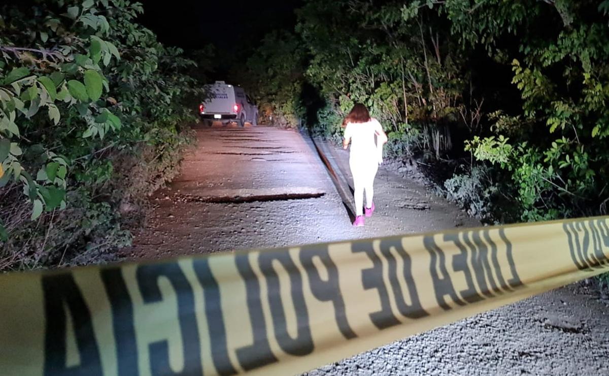 Descubren cuerpo descuartizado de una persona en Los Alamos