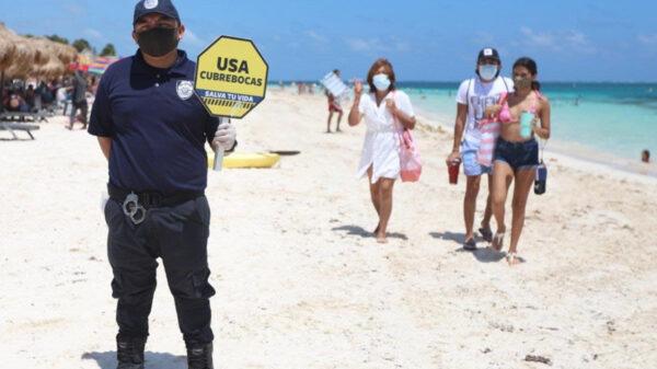 Trabajo en equipo fortalece imagen de Puerto Morelos como destino turístico seguro