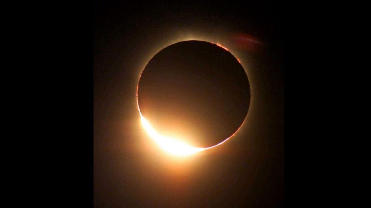 Por 4 minutos podrás ver el eclipse solar el próximo 10 de junio