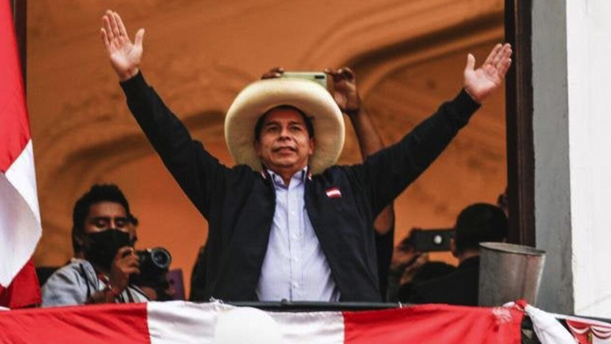 Fujimori es derrotada por Pedro Castillo, ahora virtual presidente de Perú