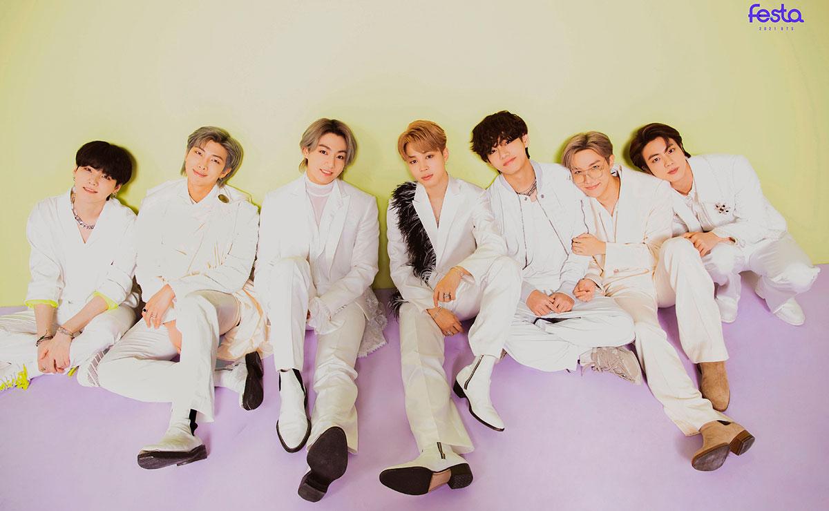 Entérate cómo ver el concierto de BTS Muster Sowoozoo 2021