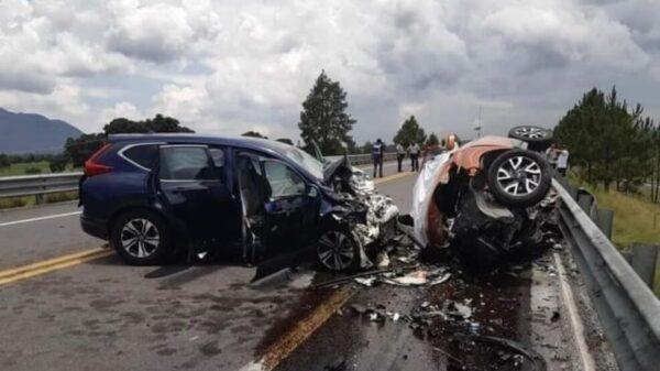 Trágico accidente acaba con la vida de cinco miembros de una familia en Veracruz