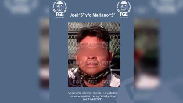 Vinculan a proceso a presunto feminicida detenido en Cancún