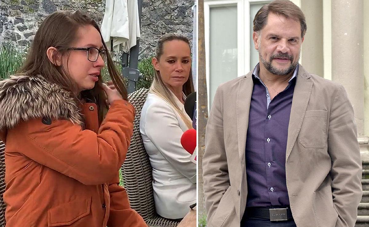 Ginny Hofmann respalda a su hija Alexa Parra en su denuncia contra Héctor Parra