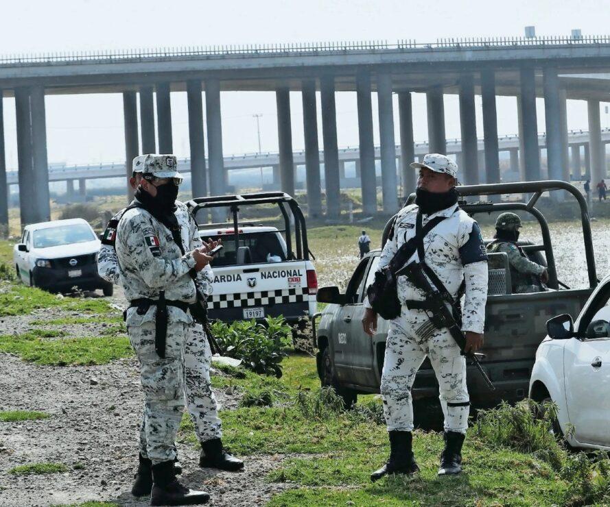 Roban a la Guardia Nacional 2 tráilers cargados con balas en Guanajuato