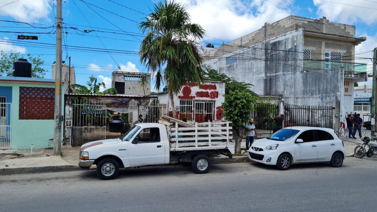 Macabra fiesta en Cancún: torturan, queman y matan a una persona