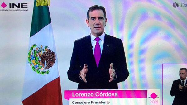 Entrega INE resultados preliminares de votaciones en México