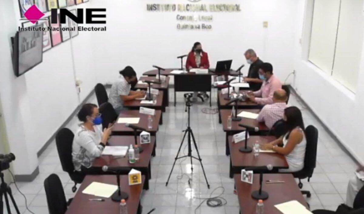 INE Quintana Roo informa el procedimiento para ejercer el voto en casillas especiales.