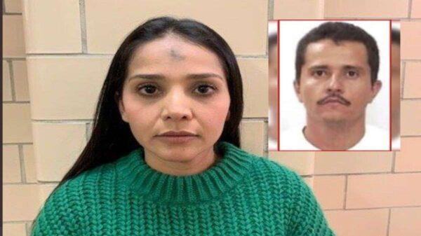 Dan en Estados Unidos 30 meses de cárcel a la hija del 'Mencho'.