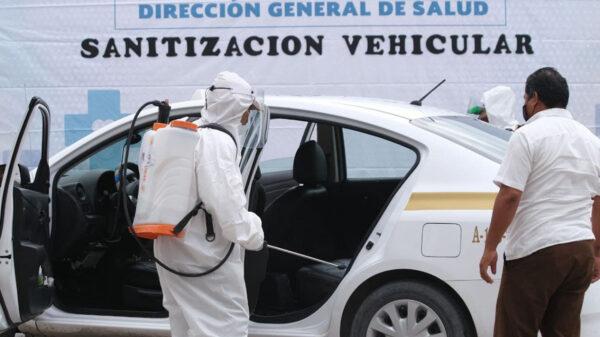 Refuerza gobierno de Puerto Morelos acciones contra pandemia de covid-19