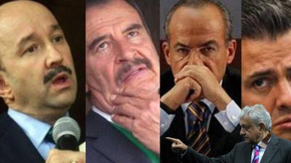 Hay materia para la consulta sobre juzgar o no a expresidentes: AMLO