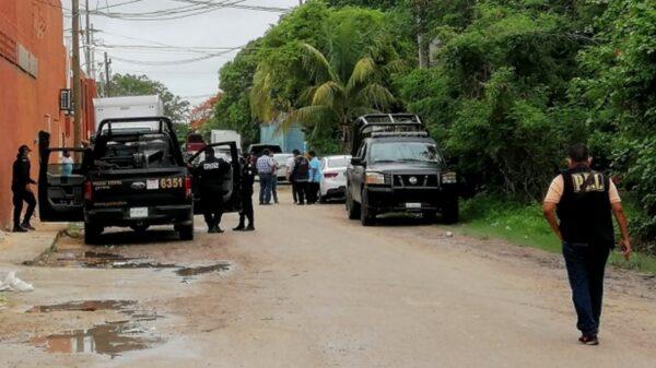 Joven trabajador muere tras caerle una maquina en la cabeza en Kanasín