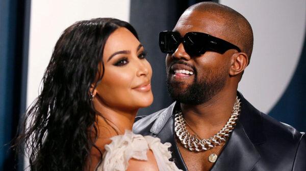"""¿No hay divorcio? Kim Kardashian felicita al """"amor de su vida"""" Kanye West"""