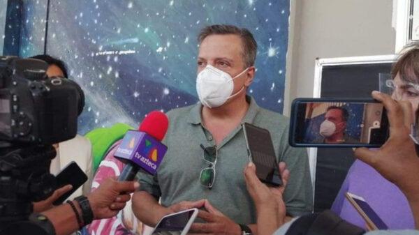 La participación de los diputados por Quintana Roo, clave en la cuarta transformación: Luis Alegre