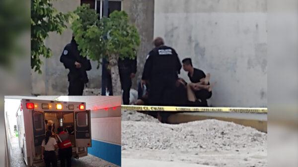 Cancún: En ataque armado Balean a adolescente en Villas Otoch Paraíso