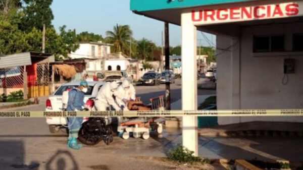 Covid-19 mata a una mujer a bordo de un taxi en Felipe Carrillo Puerto