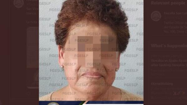 Mujer de 60 años mata de 41 puñaladas a su esposo, en San Luis Potosí