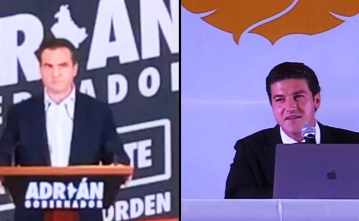Candidatos a la gubernatura de Nuevo León se declaran ganadores ¿A quién creerle?