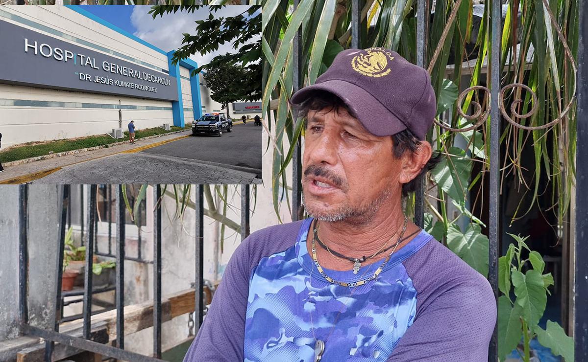 Hospital General de Cancún pierde un cadáver, los demandarán