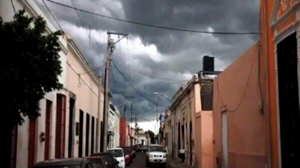Este jueves regresan las lluvias al Estado de Yucatán ¡Tomen sus precauciones!