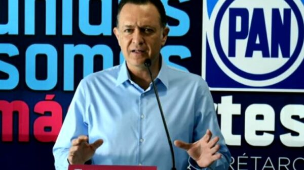 Mauricio Kuri del PAN perfila como ganador en Querétaro