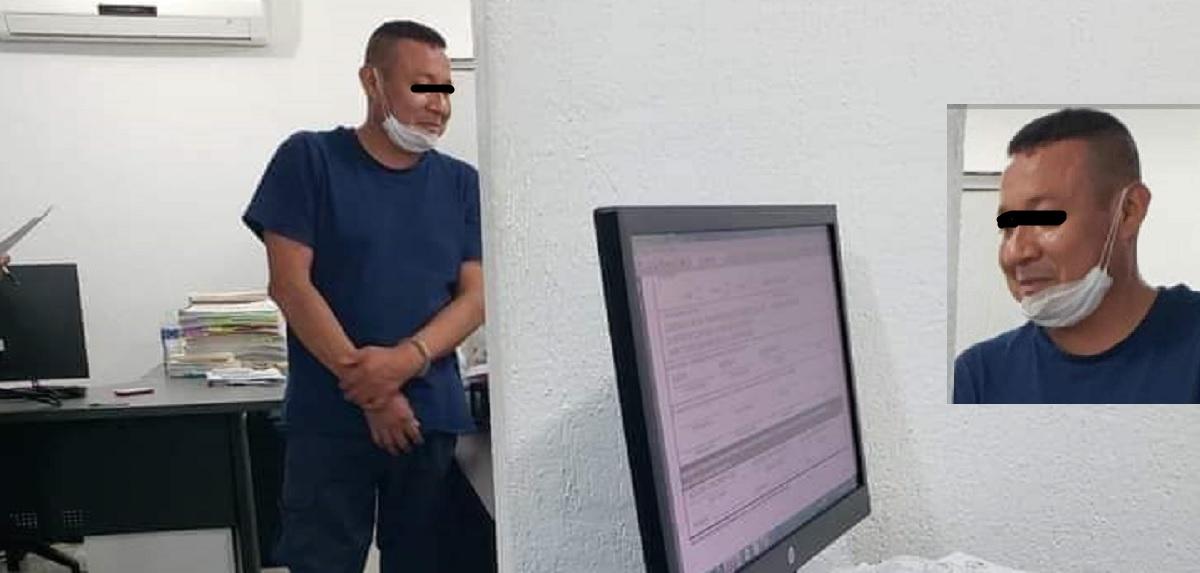 Detienen a cínico policía de Cancún; era narcomenudista