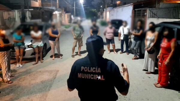 Intensifica Policía de Cancún prevención del delito con la participación ciudadana