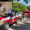 Listo Puerto Morelos para participar en Primer Simulacro Nacional 2021