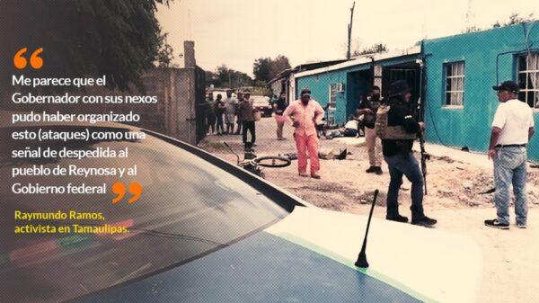 Atrae FGR matanza en Reynosa tras pedido de AMLO