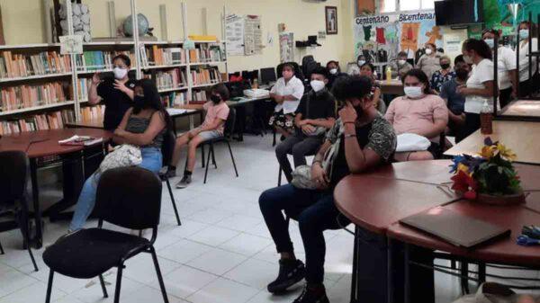Participa Puerto Morelos en estrategia para abatir rezago educativo