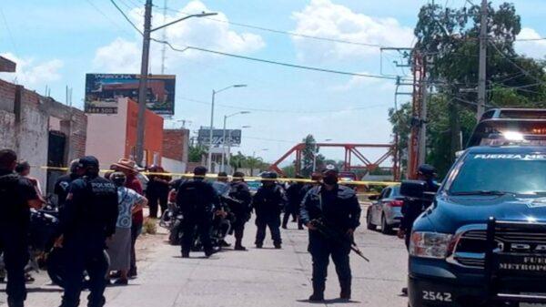 Denuncian ataque armado durante robo de boletas y credenciales en San Luis Potosí