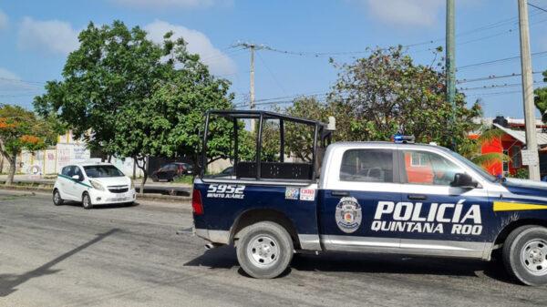 Cancún: Balean a otro taxista mas este viernes, ya van dos