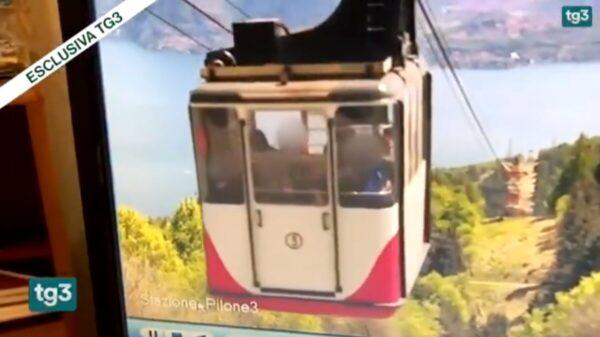 Un mes después publican video de caída de teleférico en Italia