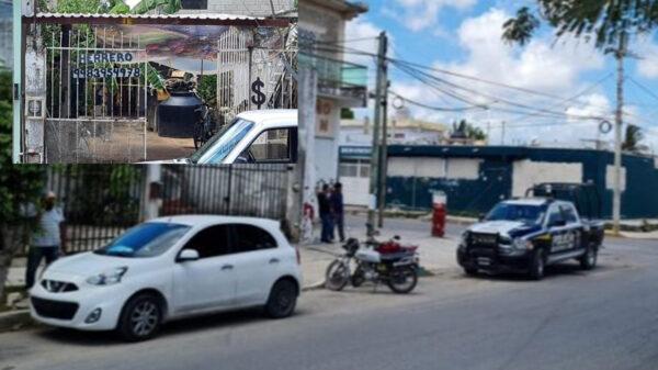 Cancún: Descubren cadáver con signos de tortura en la región 231