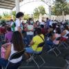 Vacunan contra covid-19 en Cancún a trabajadores turísticos