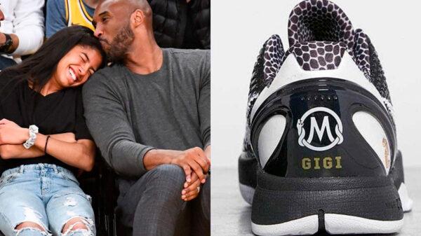 Vanessa Bryant acusa a Nike de vender zapato en tributo a su hija Gianna