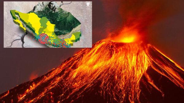Alerta UNAM sobre posible nacimiento de volcán en zona de México