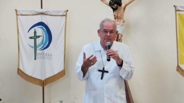 El obispo de Quintana Roo hace un llamado a reflexionar el voto.