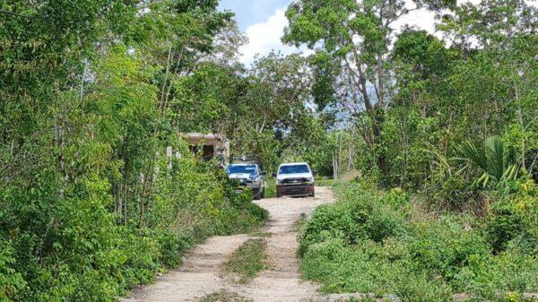Descubren dos ejecutados cerca del Deportivo Viany en Cancún (VIDEO).