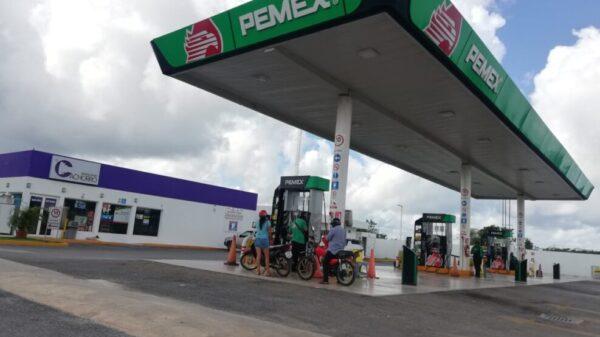 Problemas de abasto en las dos gasolineras de Kantunilkín.