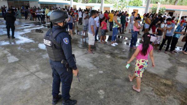 Destaca la Fiscalía jornada electoral con saldo blanco en Quintana Roo.