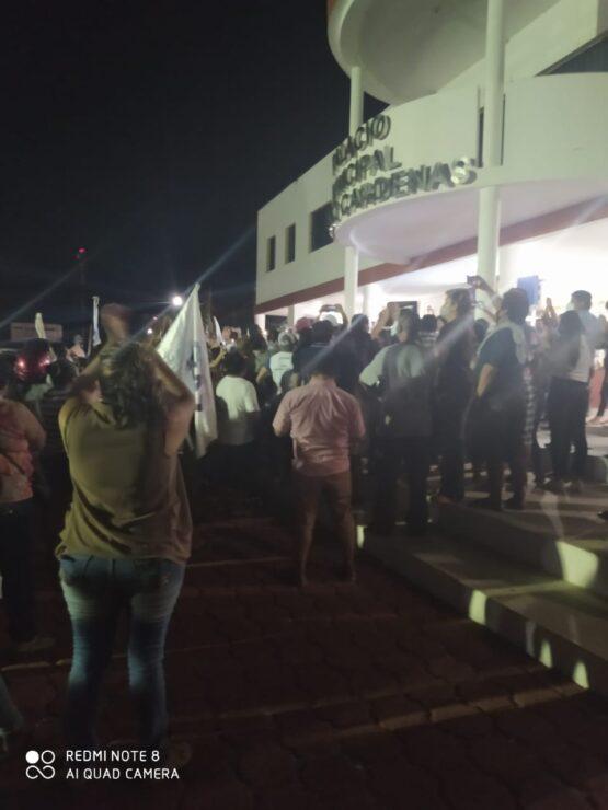 En Lázaro Cárdenas triunfa de manera contundente Emir Bellos Tun; el candidato de la coalición Juntos Haremos Historia dio la sorpresa.
