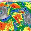 Continuarán las lluvias para Quintana Roo.